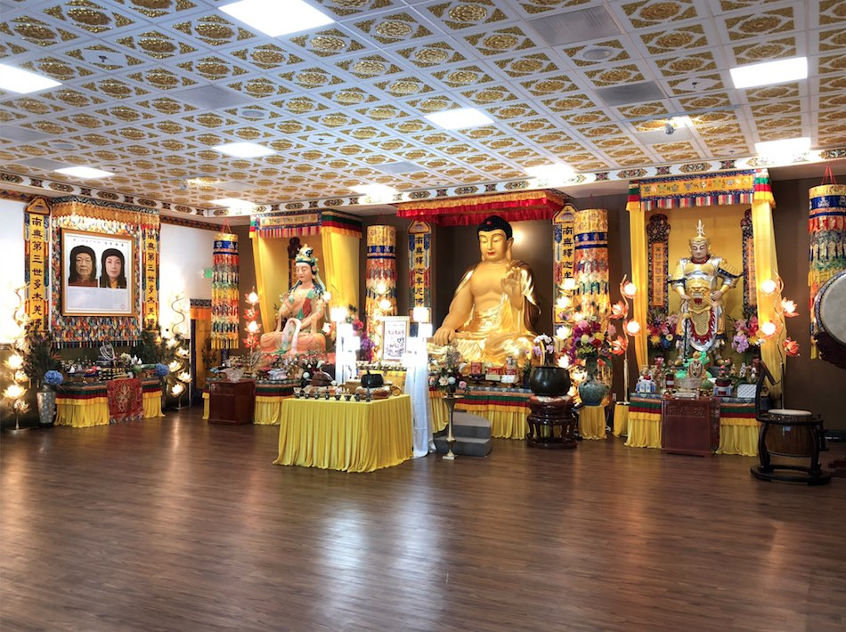 Grand Hall of Holy Miracles Temple